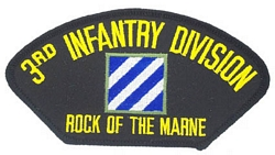 3rd Infantry Division Patches
